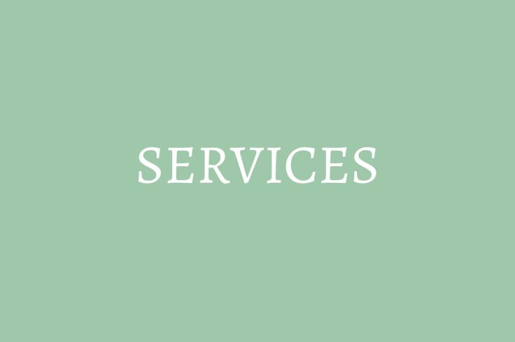 button to services