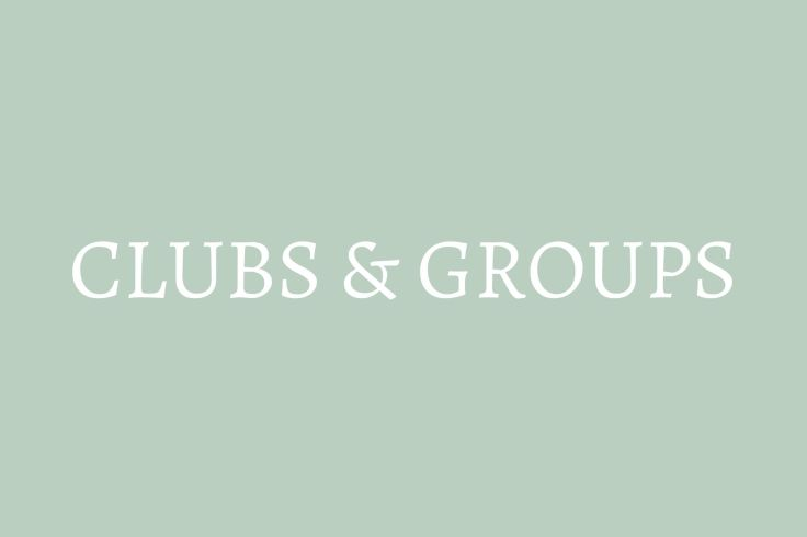 button to clubs and groups